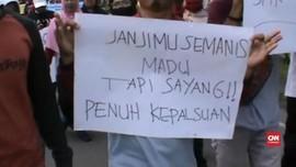 VIDEO: Tunjangan Belum Dibayar, Guru SMA dan SMK Mimika Mogok