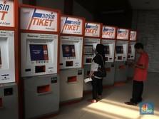 Baru Dijual, 29.456 Tiket Kereta untuk Lebaran Ludes