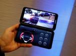 Tantang Samsung & Huawei, LG Luncurkan Ponsel 'Lipat' Baru