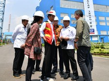 Dua PLTU Raksasa Siap Operasi Tahun Ini, Kapasitas 2000 MW