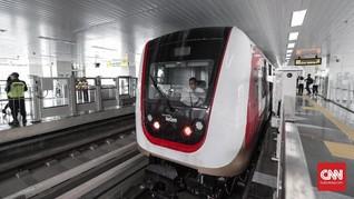 LRT Jakarta Mulai Uji Coba Publik pada 11 Juni
