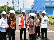 Jokowi Resmikan PLTU Cilacap Ekspansi 660 MW
