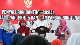Jokowi Minta Penerima PKH Buat Perencanaan Keuangan