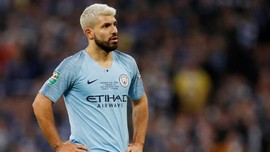 Aguero dan Man City Dihantui 'Kutukan Drake'