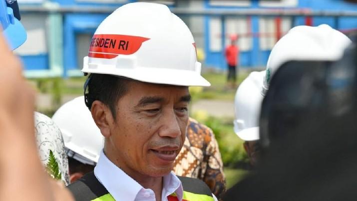Duh! 5 Tahun Jokowi, Bangun Kilang Berakhir Sebatas Janji