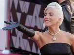 Silau Berlian Rp 420 M Lady Gaga di Panggung Oscar 2019