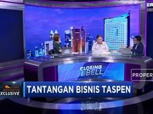 PT Taspen Berpotensi Kelola Dana Besar Dari ASN