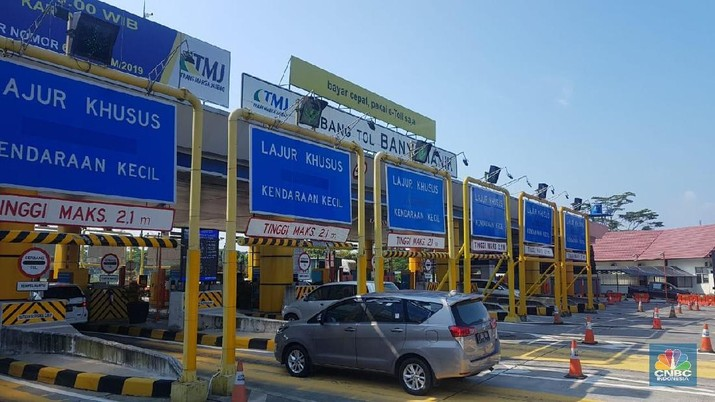 Hore! Diskon Tarif Tol Trans Jawa Bisa Sampai Lebaran