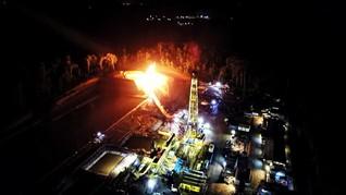 SKK Migas Sebut Ada Lapangan Gas Baru di Sebelah Sakakemang