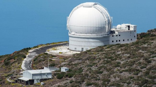 Observatorium Bosscha Bandung Ditutup Sementara Cegah Corona