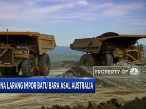 Australia Bantah Ada Masalah Terkait Batu Bara Dengan China