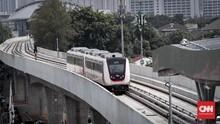 DPRD DKI Usulkan Tarif LRT dan MRT Gratis bagi Warga Jakarta