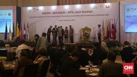 JK Dukung Kerja Sama Tukar Pengalaman Audit Negara di ASEAN