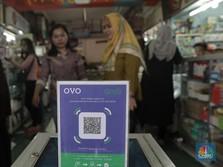OVO Tarik Biaya Top Up Rp 1.000 Tapi Lewat Driver Grab Gratis
