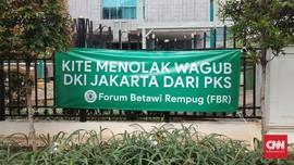 FBR Tolak Cawagub DKI dari PKS