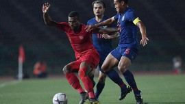 Pelatih Thailand: Timnas Indonesia U-23 Merasakan Tekanan