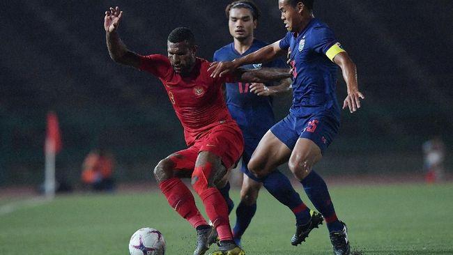 Lawan Timnas Indonesia U-23, Thailand Punya Kapten Baru