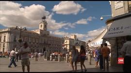 VIDEO: Spanyol Jadi Negara Tersehat di Dunia