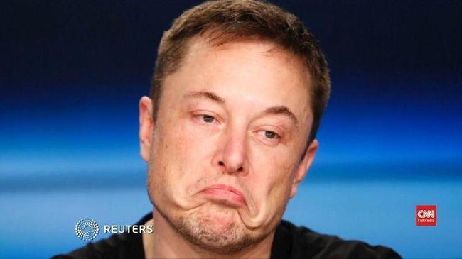 Elon Musk Ejek Proyek Pendaratan Bulan Milik Amazon