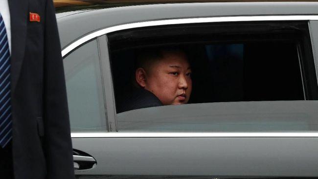 Kim Jong-un Peringatkan AS Situasi Bisa Kembali Tegang