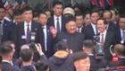 VIDEO: Kim Jong Un Tiba di Vietnam