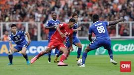 Bruno Matos Belum Siap Eksekusi Penalti Lawan Bali United
