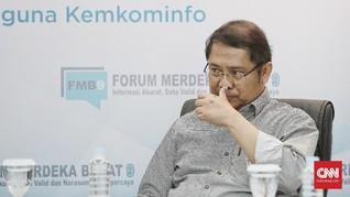 Menkominfo: Ini Tahun Terakhir Halalbihalal sebagai Menteri