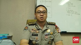Polisi Tetapkan Satu Tersangka Kasus Polisi Cianjur Terbakar