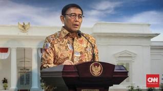 Wiranto Ancam Penyebar Hoaks Pemilu Pakai UU Terorisme