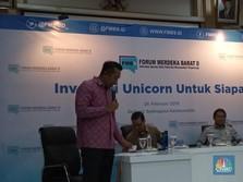Unicorn Dikuasai Asing? Ini Pembelaan Menteri Jokowi