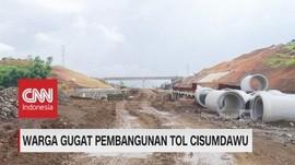 Warga Gugat Pembangunan Tol Cisumdawu