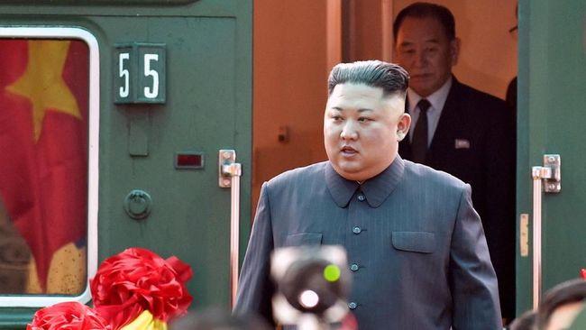Perundingan Gagal, Kim Jong-un Kembali ke Korut