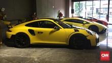 1.100 Mobil Mewah di DKI Tunggak Pajak, Total Rp37 Miliar