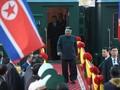 Kim Jong-un Tiba di Vietnam Usai 2,5 Hari Naik Kereta