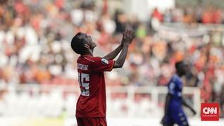 Hasil Liga 1 2019: Persija Diimbangi Barito Putera 1-1