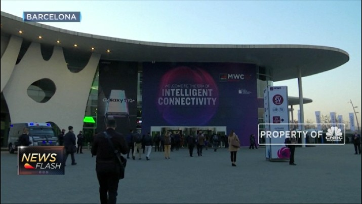 Acara tahunan industri telekomunikasi, Mobile World Congress (MWC) 2020 resmi dibatalkan gara-gara mundurnya peserta karena khawatir dengan virus corona.