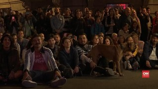 VIDEO: Meksiko Rayakan Kemenangan 'Roma' di Oscar 2019