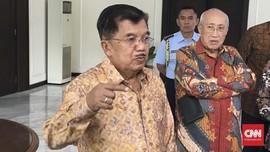 Wapres JK Heran Korupsi Marak Meski Pengawasan Berlapis