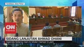 Sidang Lanjutan Ahmad Dhani, Hakim Periksa 7 Saksi