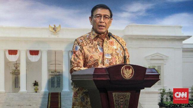 Wiranto Bertemu AHY Bahas Kondisi Politik Nasional