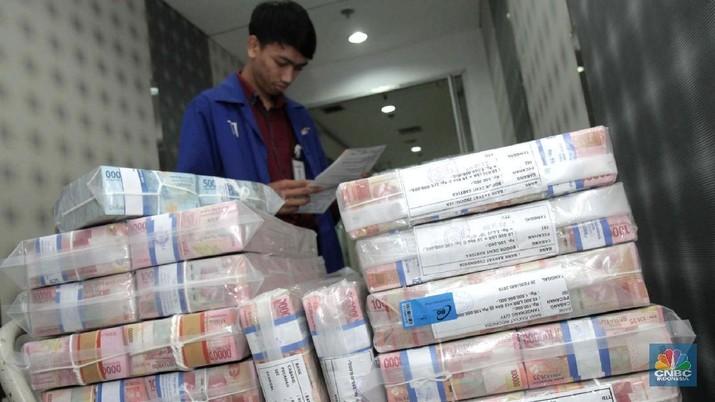 Pukul 14:00 WIB: Rupiah Menguat di Rp 14.165/US$