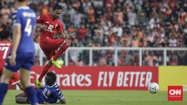 Persija Jakarta Kalah dari Ceres Negros di Piala AFC 2019