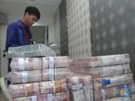 Pembukaan Pasar: Rupiah Melemah ke Rp 14.215/US$