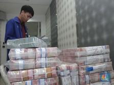 Pukul 16.00 WIB: Rupiah Ditutup Melemah di Rp 14.245/US$