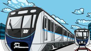 Tarif MRT Belum Jelas, Pengusaha Usul Rp 10.000 - Rp 15.000