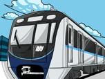 Ingat, Mulai Senin 3 Stasiun MRT Jakarta Ini Ditutup
