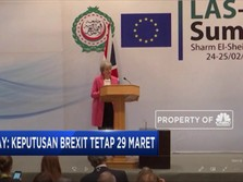 May: Keputusan Brexit Tetap 29 Maret