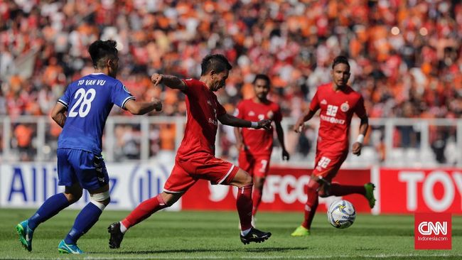 Live Streaming Shan United vs Persija Jakarta di Piala AFC