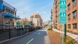 Menanti Jalur Sepeda Baru di Amerika Serikat