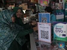 GoPay & OVO Cs Kian Populer, Transaksi Tembus Rp 145 T